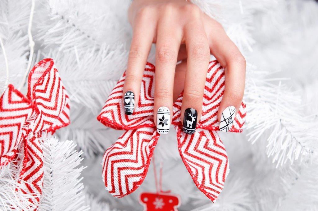 Nail salon 93101 | TLC Nail Lounge: Manicure pt.2